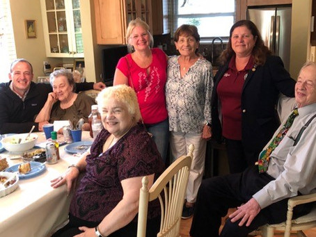 Eating for EREY, Yorktown Rotary August 28, 2019