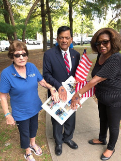 Yorktown Rotarians Remember - Septem