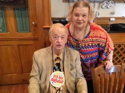 Celebrating Al and Gloria