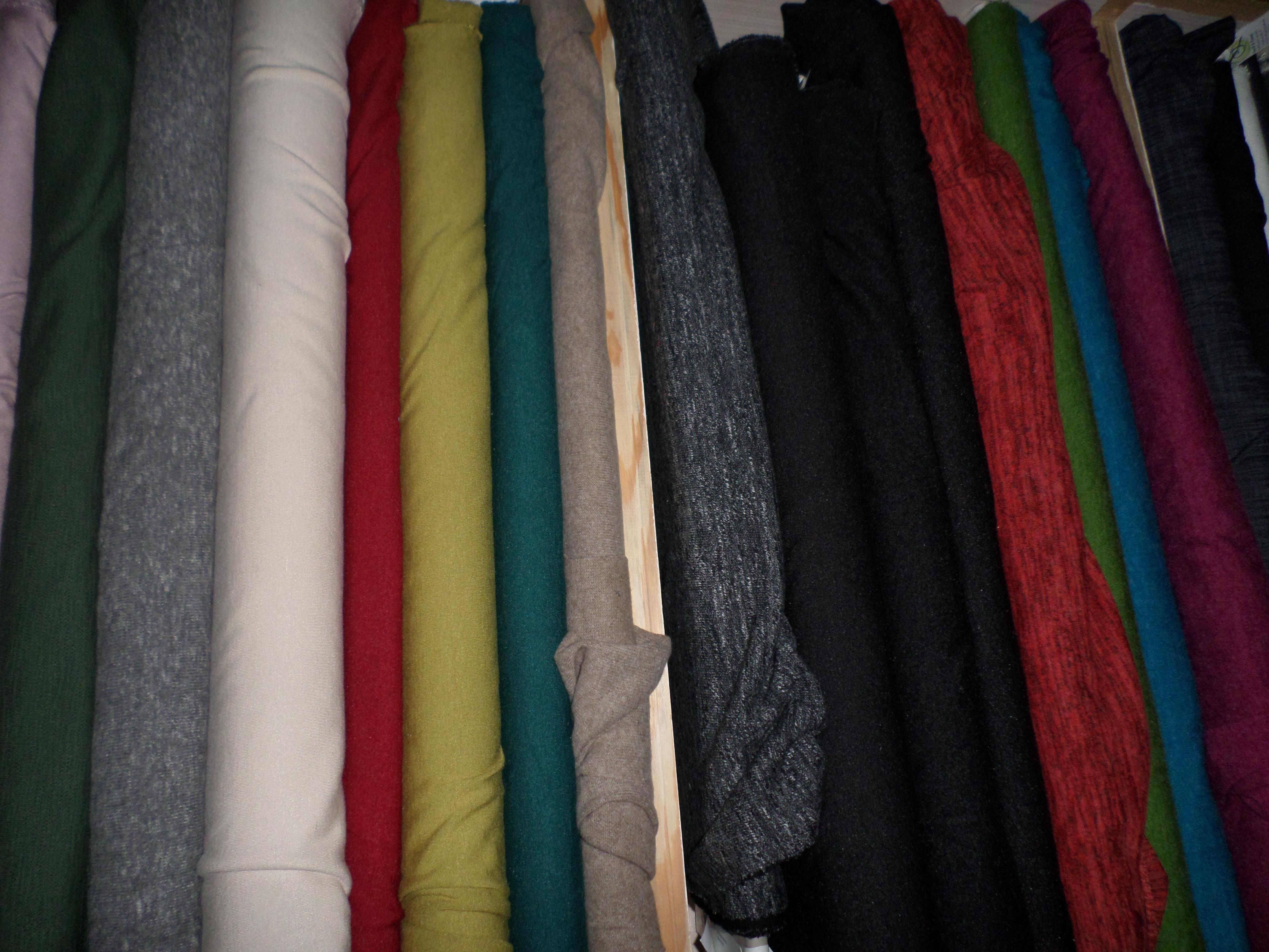 Sweatshirt Stoffe