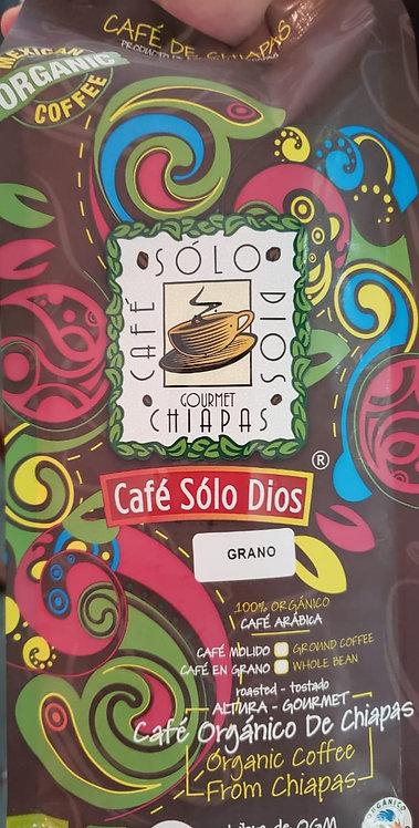 """""""Café Sólo Dios"""" GRANO 1 KILO"""