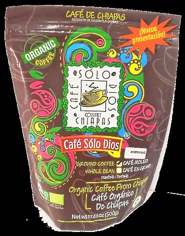 Café Sólo Dios 500 Gr.
