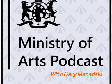 Interview on Ministry of Arts Podcast
