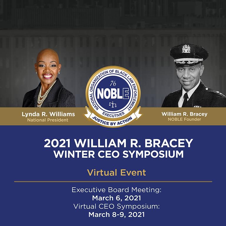 2021 William R. Bracey Winter CEO Symposium