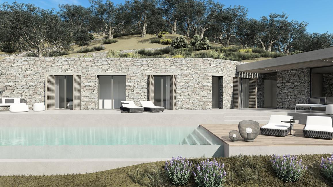 OHLIVE Villa IV
