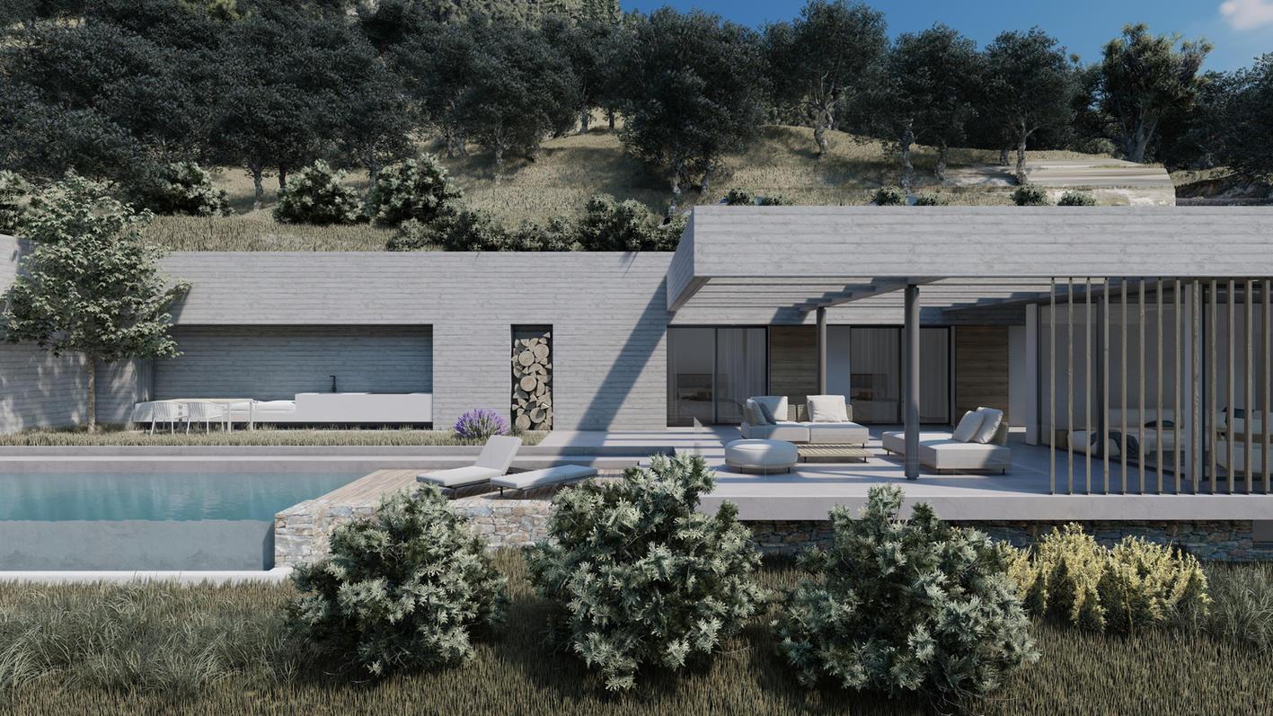 OHLIVE Villa VI