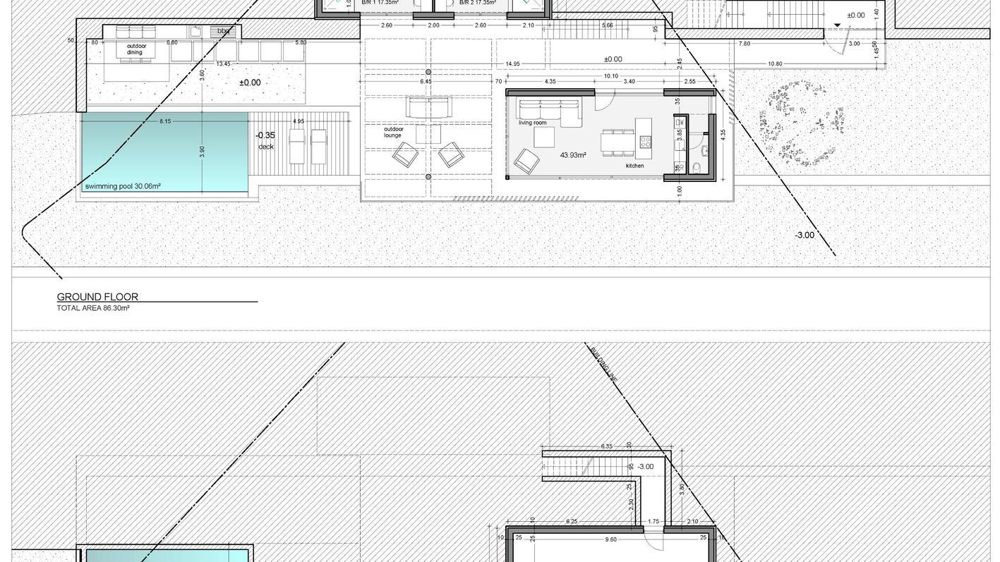 OHLIVE Villa VI plan