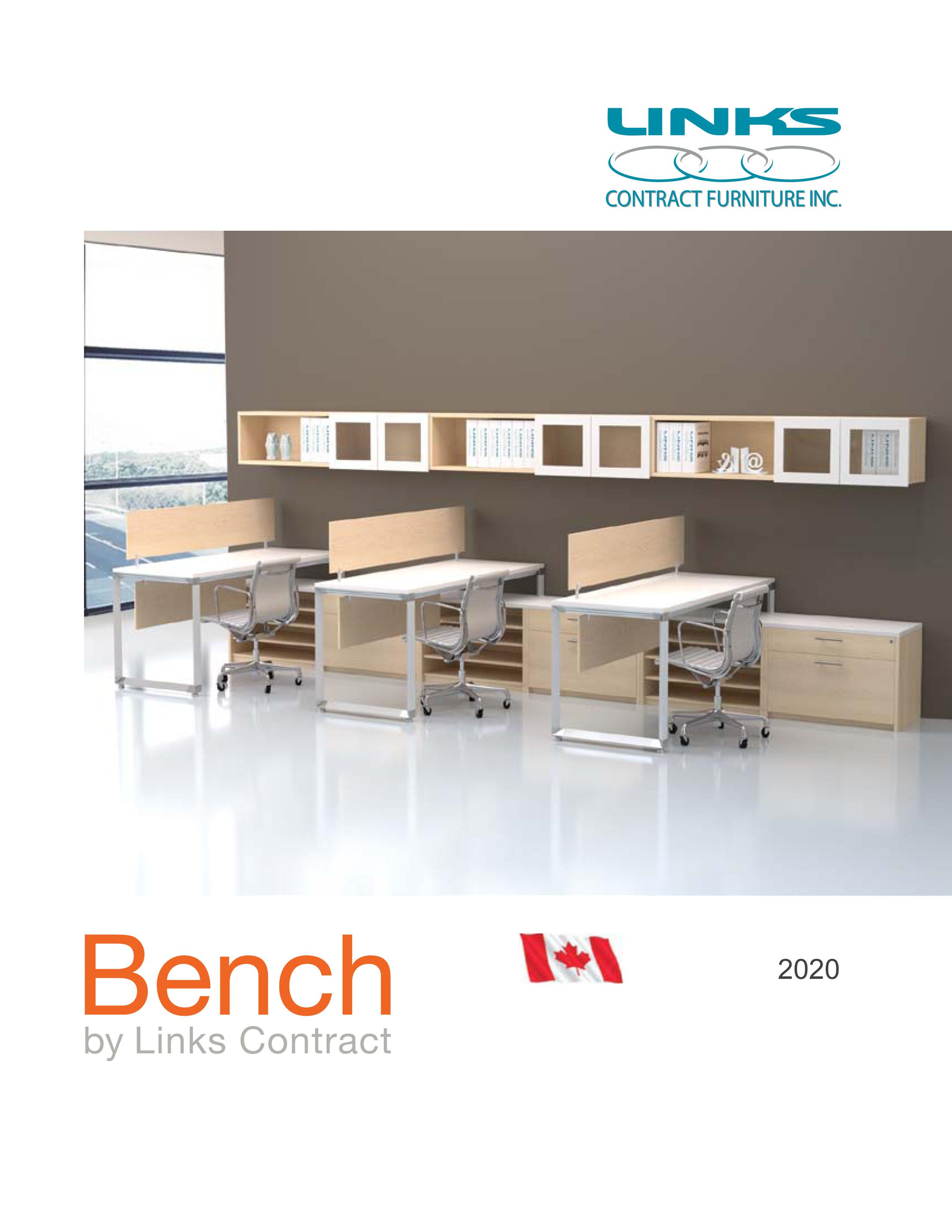 Bench  - CAD