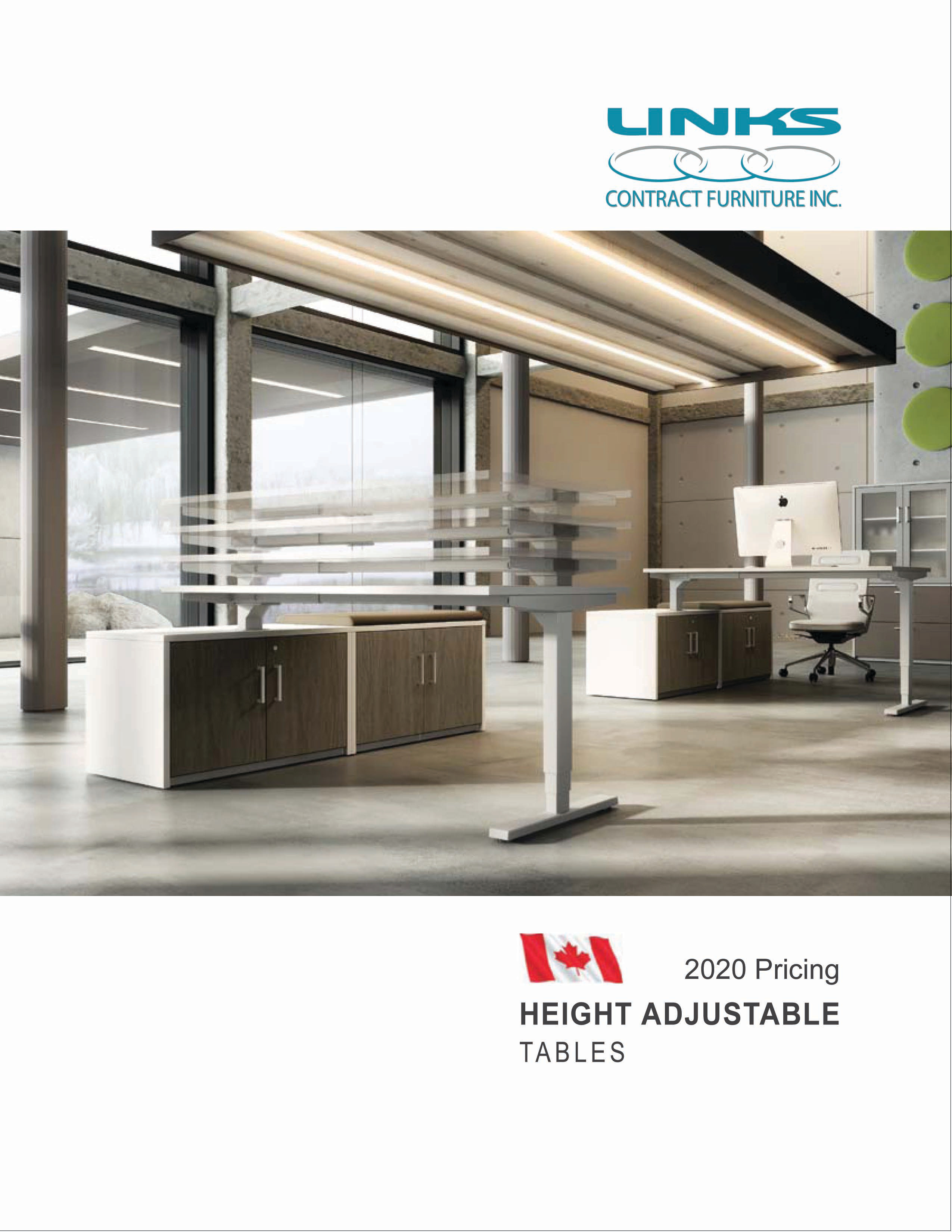 Height Adjustable - CAD