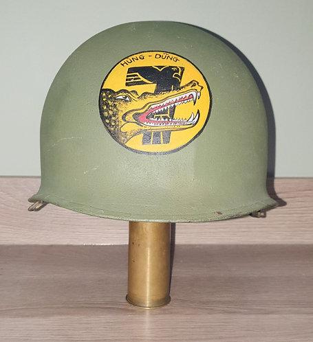 US M1 Vietnam helmet shell