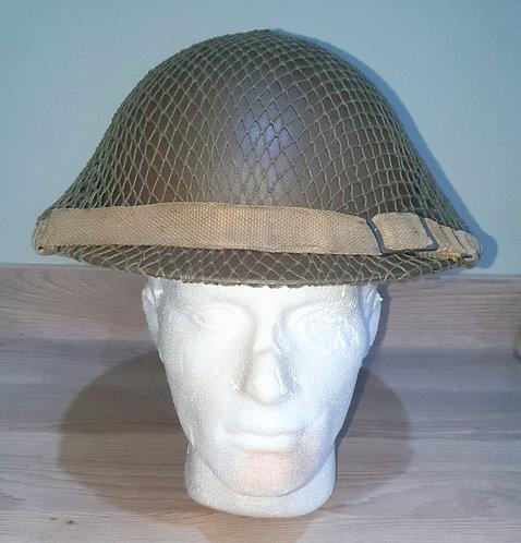 Ww2 Dunkirk period  British MK2 helmet