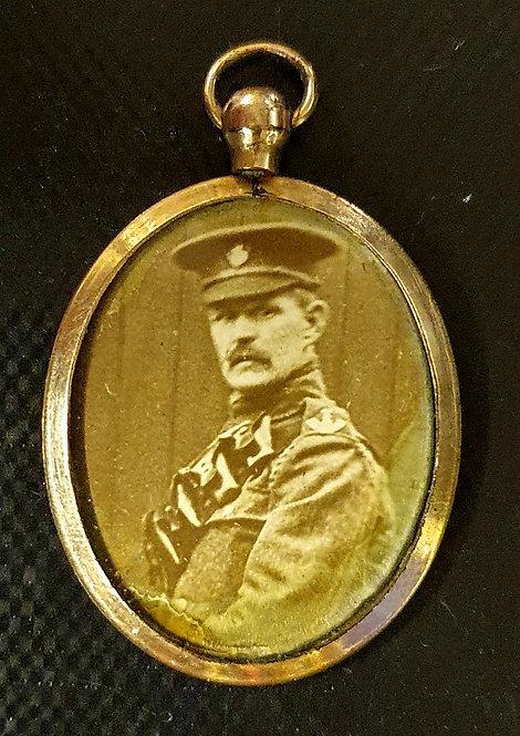 WW1 pendant
