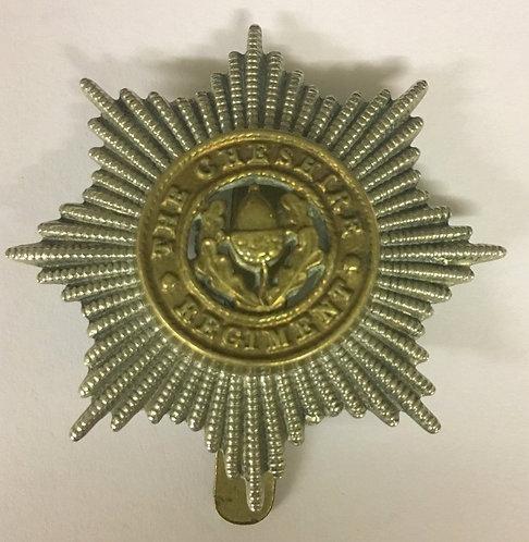 WW2 Cheshire Regiment Cap Badge