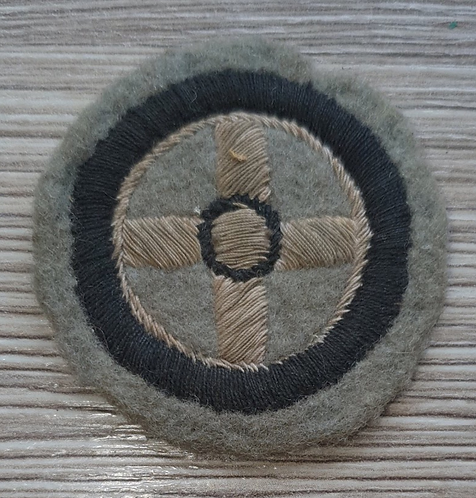 WW2 Advanced drivers badge.