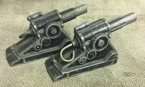 WW1 Toy Siege engine type cannons
