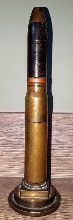 20mm oerlikon round trench art lighter.