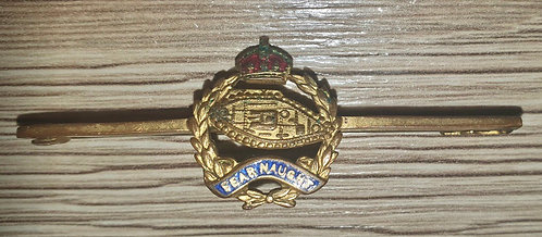 WW2 Royal tank regiment sweetheart brooch