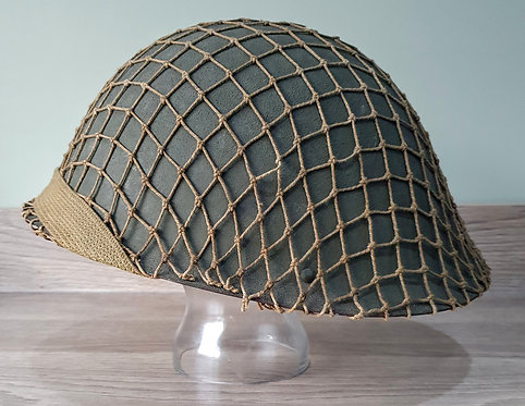 Korean war period mk4 helmet