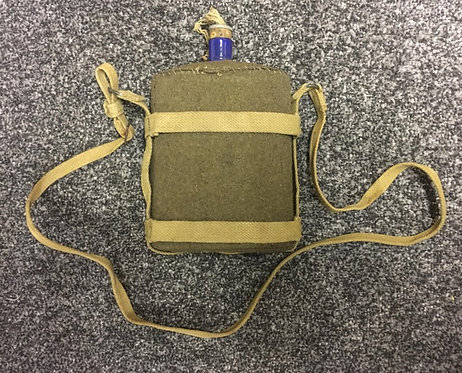 WW2 MK7 Water Bottle and rare other services carrier