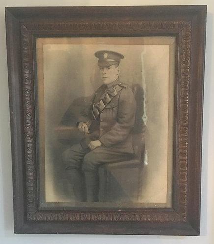 Large WW1 Portrait.