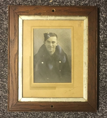 WW2 Photo of a Soldier Possibly Liverpool Kings