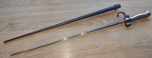 French Lebel bayonet in excellent condition
