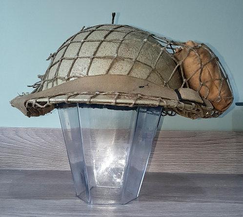 WW2 mk2 helmet Italian campaign