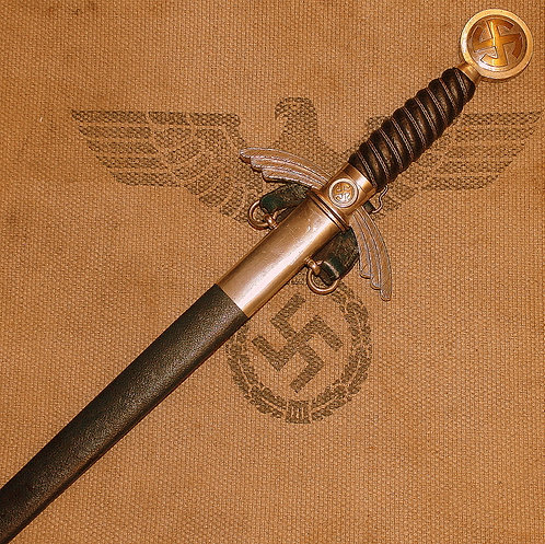 WW2 German Luftwaffe Officers Sword