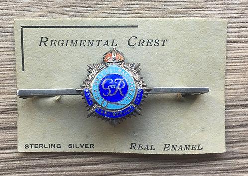 Ww2 Royal Army Service Corp badge