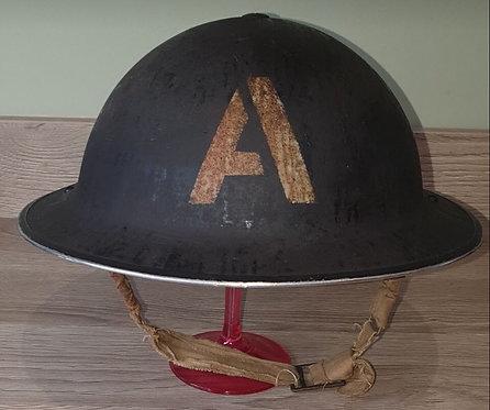 WW2 Ambulance Driver home front helmet