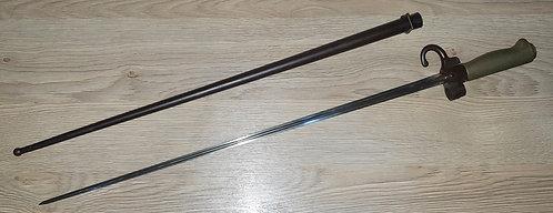 French 1886 Lebel Bayonet