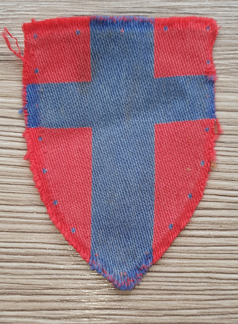8th Infantry division patch .