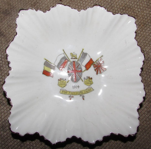 WW1 Pin or Ash Tray