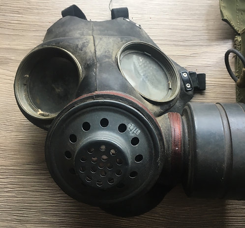 Ww2 light pattern respirator