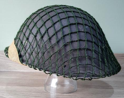 British 50s era mk4 turtle helmet
