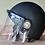 Thumbnail: Scarce modern MK6A helmet with riot visor.