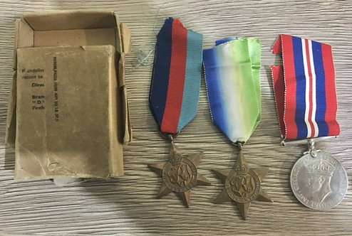 WW2 Boxed Naval Group