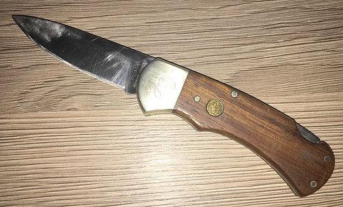 Vintage Puma Folding Lock Knife 4 Star