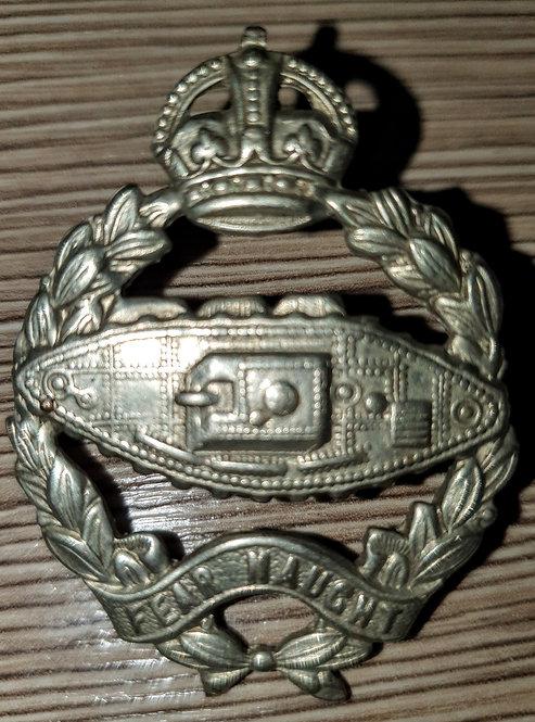 WW2 Tank Regiment Cap badge (On Hold)