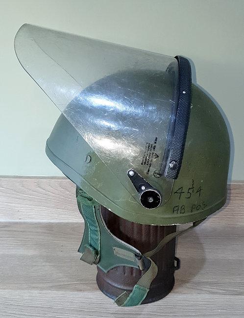 Extremely rare Thetford NI combat helmet