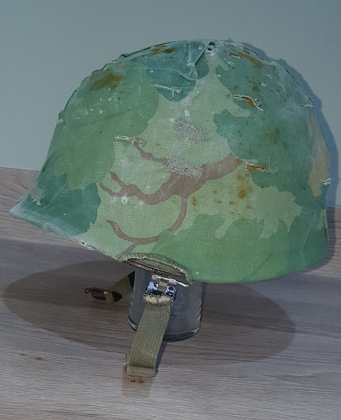 US M1 Vietnam war helmet