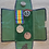 Thumbnail: Kings Liverpool Scottish War medal and Silver War Badge.