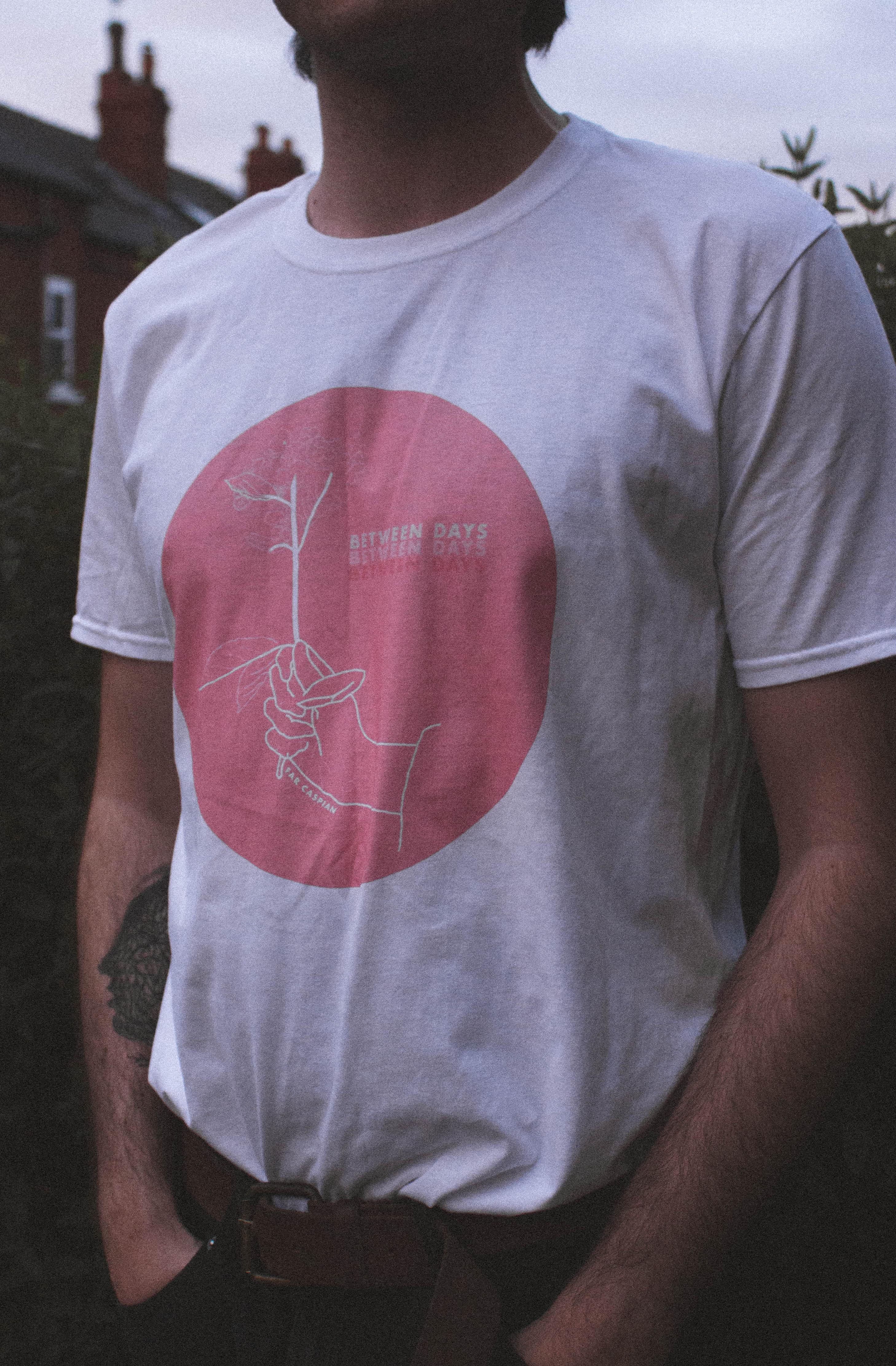 White T-Shirt - Between Days