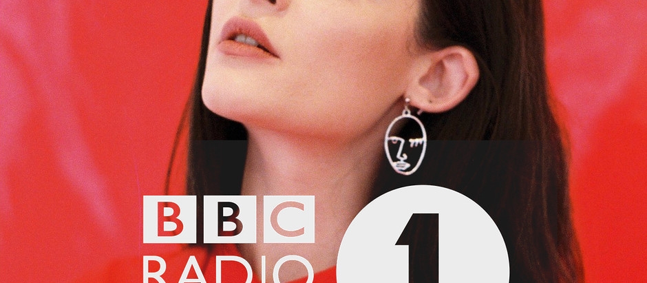 Tallsaint - Model Effect featured on BBC Radio 1 playlist