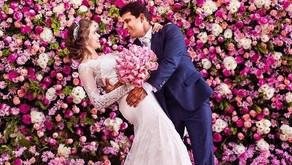 Tendência para casamento 2018