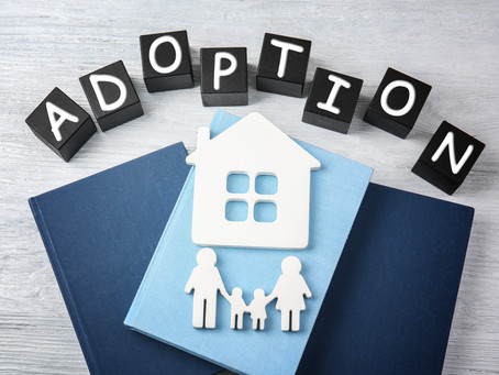 Adoption as Sons - Part 1