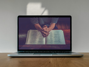 Square Circles, Cold Fire, and Online Church