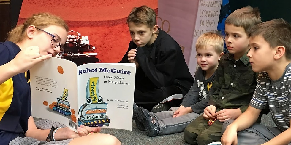 Books & Bots - Tues, Nov 19