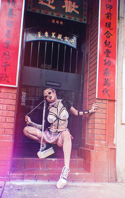 Bubble Goth Bratz Doll x Spice Girl lovechild2021