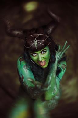 Ssssnake demon